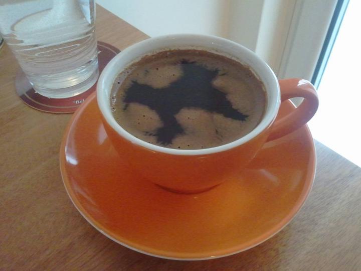 Ο καφές αιγυπτιακή σφήκα