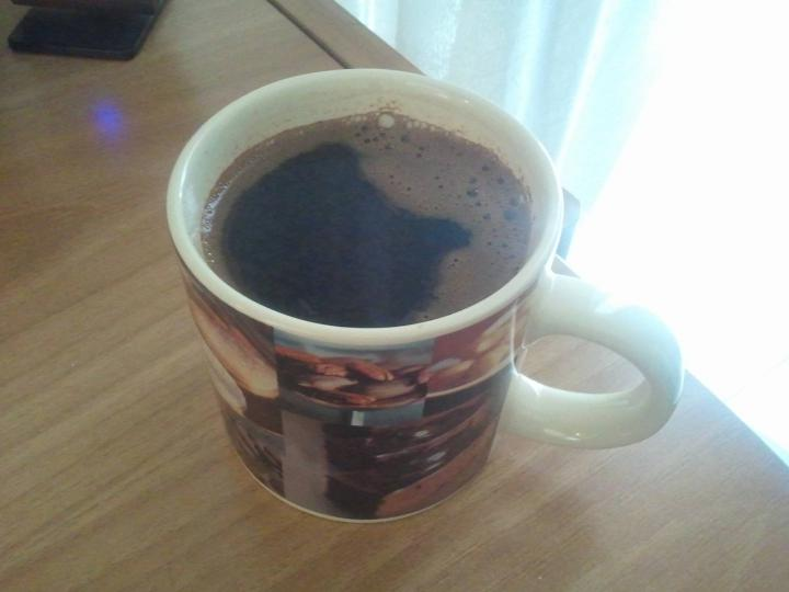 Ο καφές ten ten