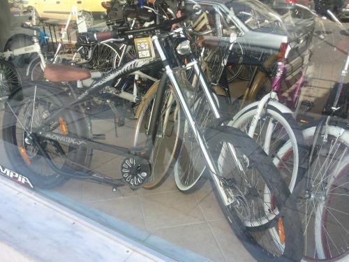Ποδήλατο chopper