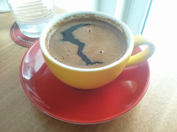 Ο καφές κεραυνός
