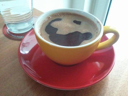 Ο καφές γοργόνα