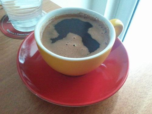 Ο καφές ελεφαντάκι