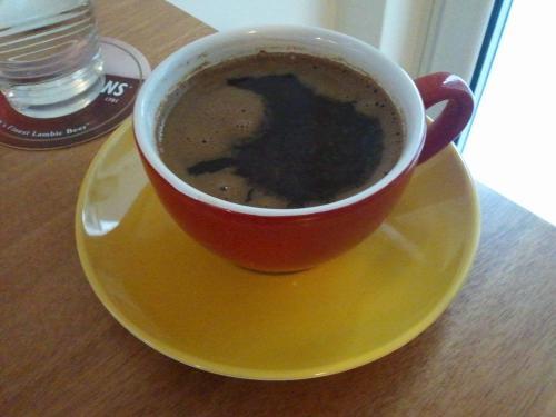 Ο καφές μυρμηγκοφάγος