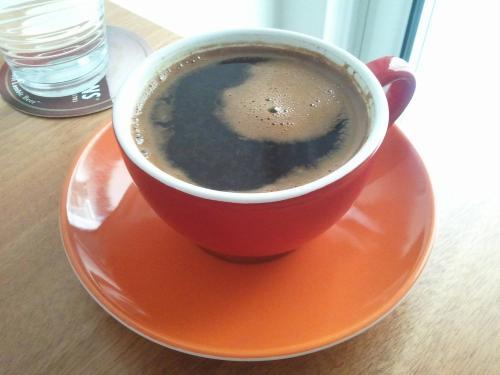Ο καφές μάτι
