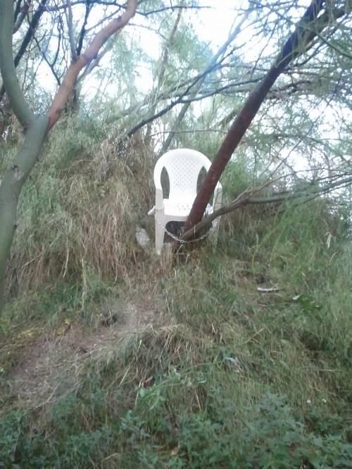 Η αλυσοδεμένη καρέκλα