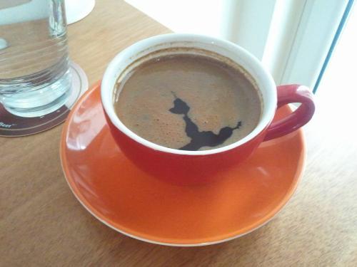 Ο καφές γυμνοσάλιαγκας