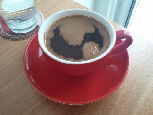 Ο καφές superhero