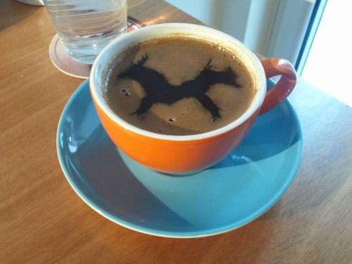 Ο καφές αντικατοπτρισμός