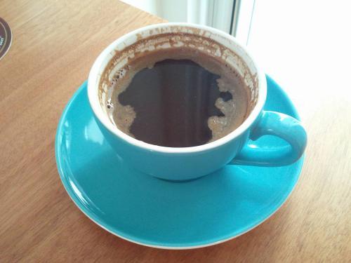 Ο καφές διπρόσωπο τέρας