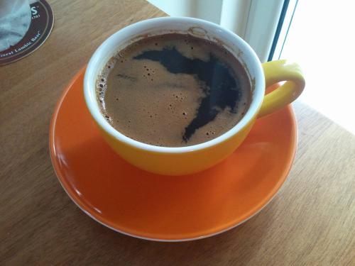 Ο καφές γύπας