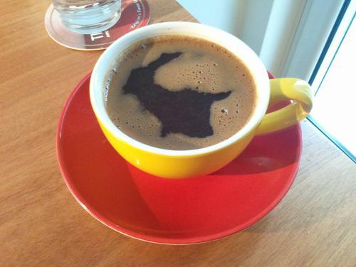 Ο καφές λαγός