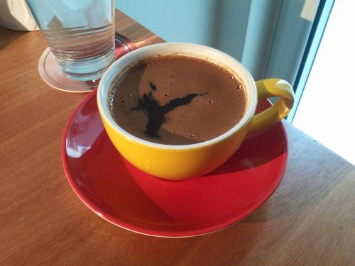 Ο καφές βρύση