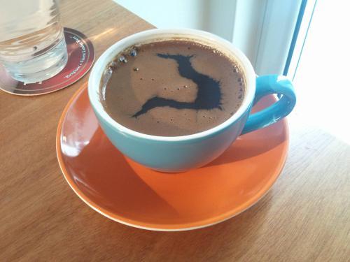 Ο καφές ιππόκαμπος