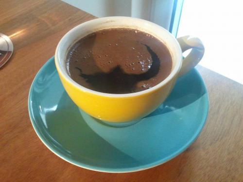Ο καφές λυχνάρι