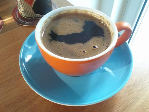 Ο καφές ανεμοστρόβιλος