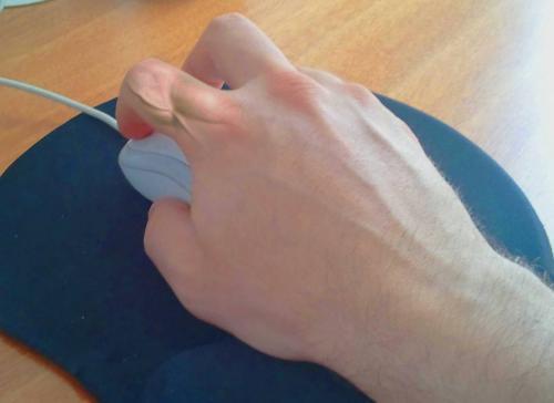 Μυς δάκτυλο
