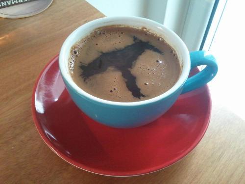 Ο καφές πελακάνος