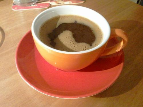 Ο καφές φάλαινα