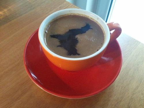 Ο καφές δεινόσαυρος