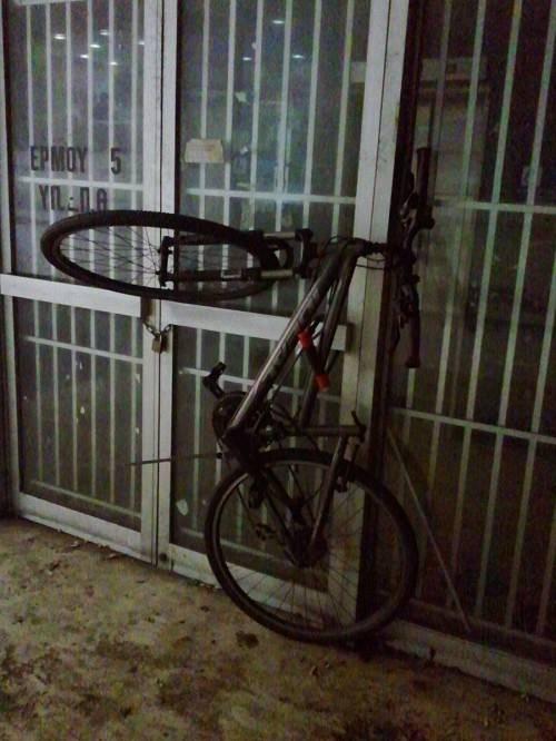 Parking ποδηλάτου
