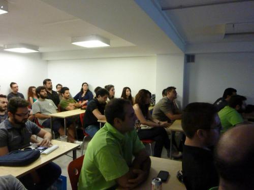 WordPress Greek Community meetup 1