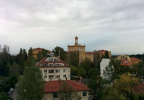 Θέα από το σπίτι στη Σόφια