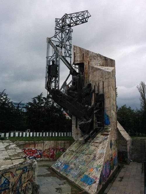 Μνημείο στη Σόφια