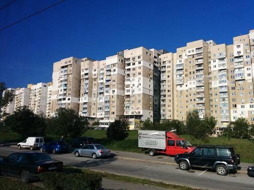 Σπίτια στη Σόφια