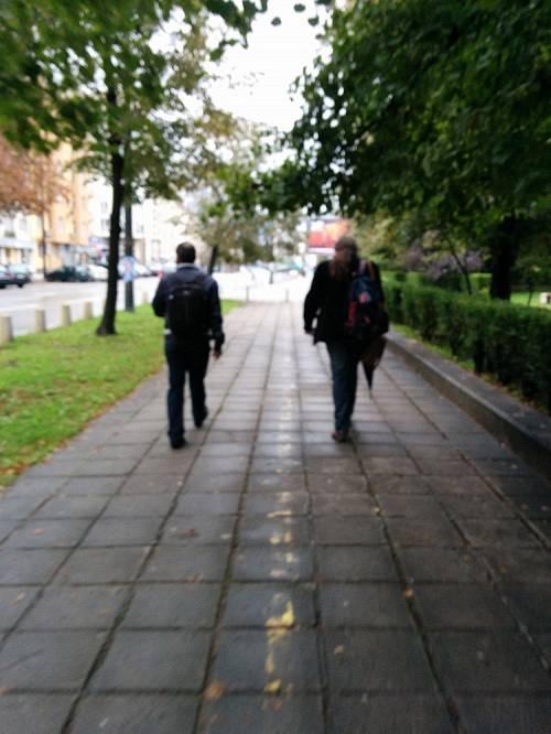 Περπατώντας στη Σόφια