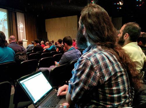 Στο WordCamp 2014