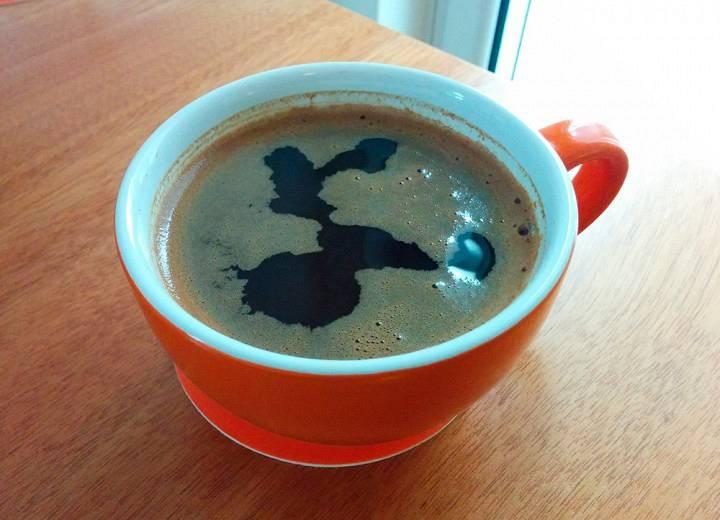 Ο καφές τάρανδος