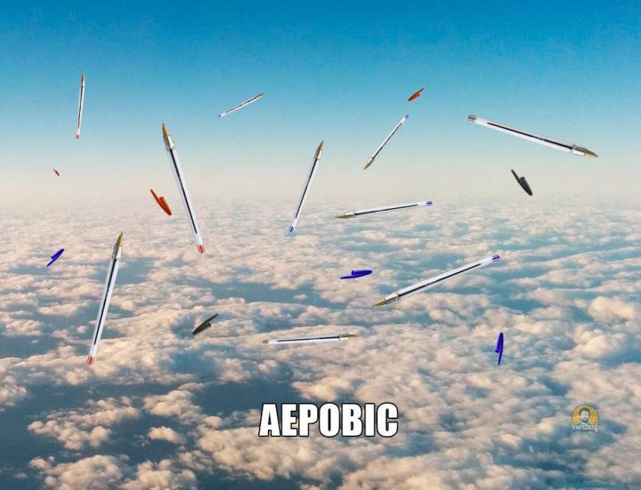 ΑερόBIC