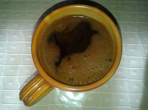 Ο καφές twitter