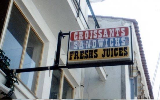 Freshs juices