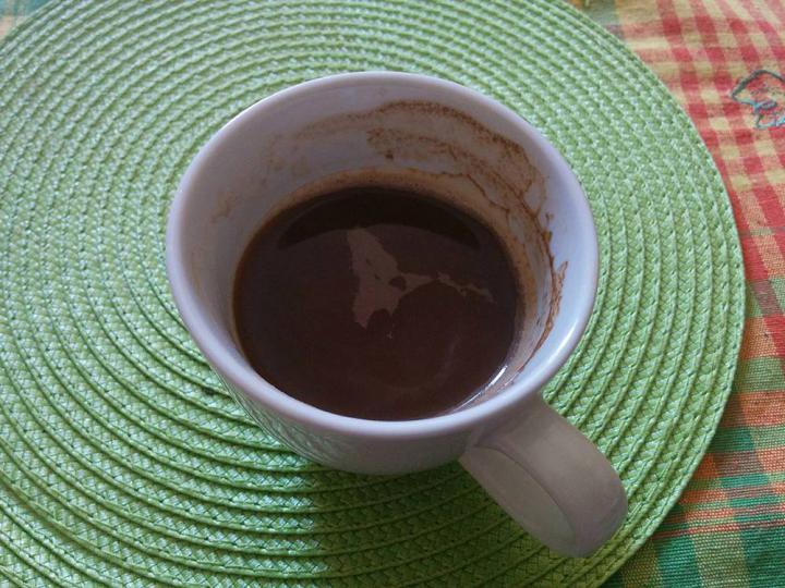 Ο καφές πύραυλος