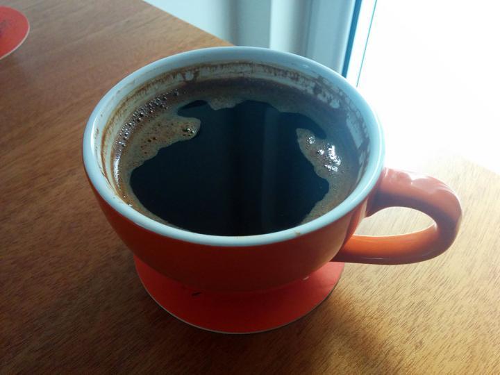 Ο καφές καρτούν