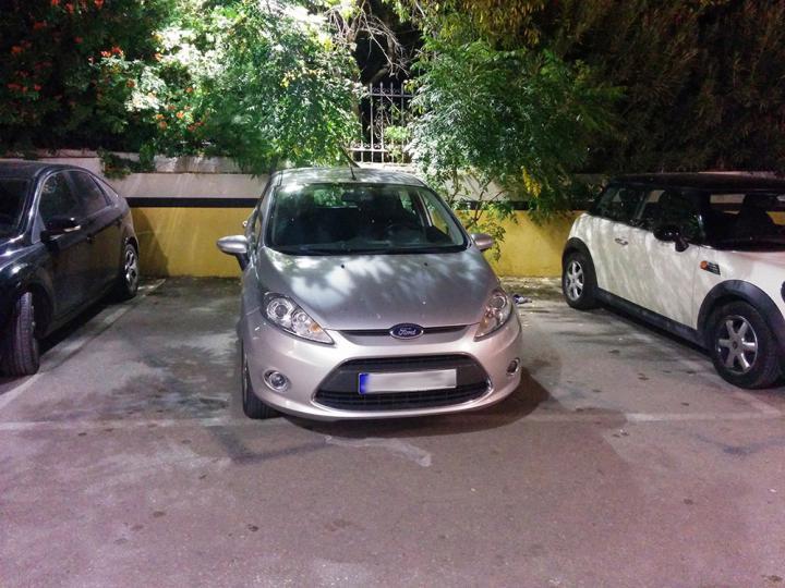 Βρίσκοντας εύκολα parking στη γειτονιά ΙΙ
