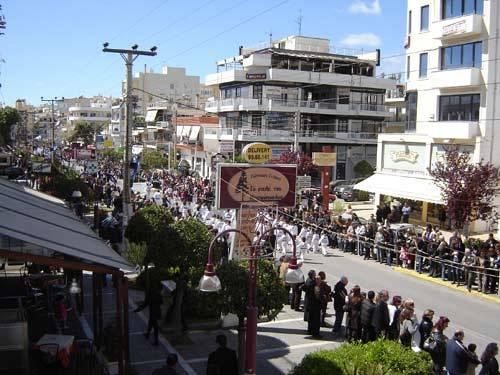 Γενική εικόνα της παρέλασης