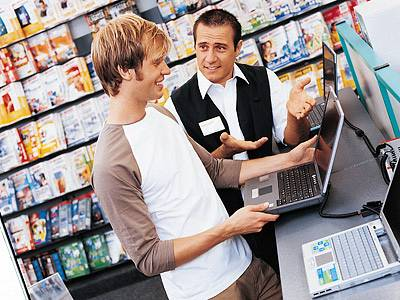 Computer Salesman